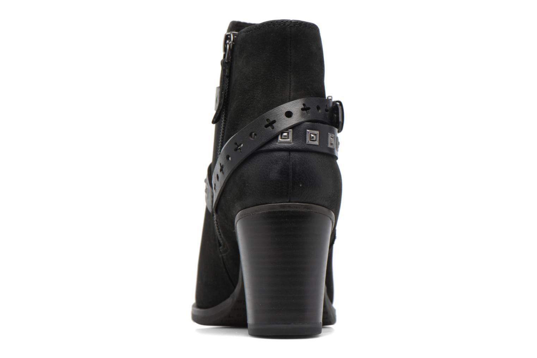 Bottines et boots Tamaris Adenael Noir vue droite