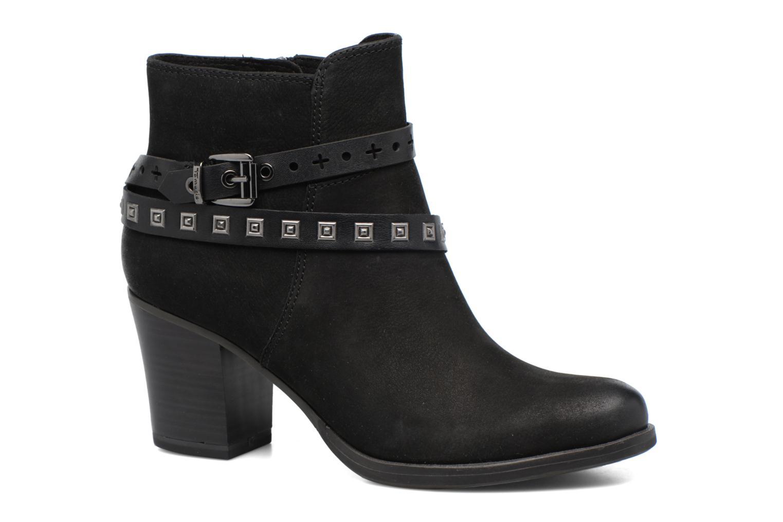 Boots en enkellaarsjes Tamaris Adenael Zwart detail