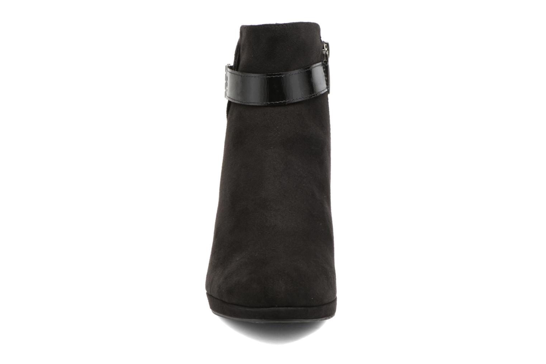 Bottines et boots Tamaris Astaldo Noir vue portées chaussures
