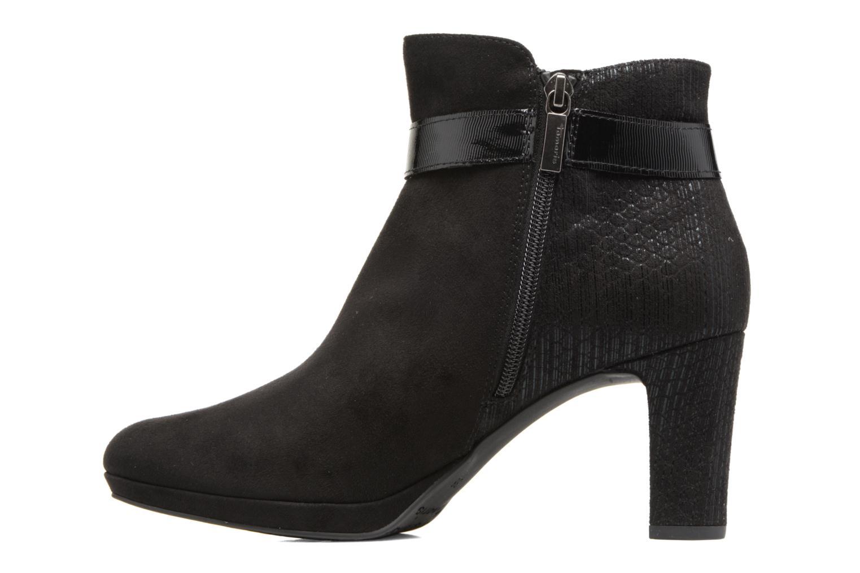 Bottines et boots Tamaris Astaldo Noir vue face