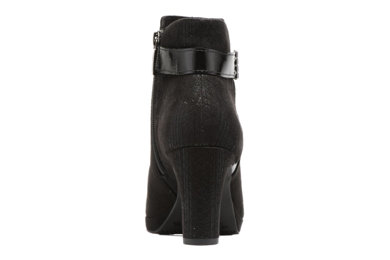 Bottines et boots Tamaris Astaldo Noir vue droite