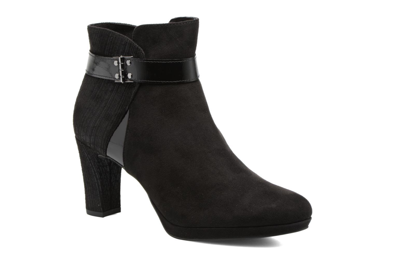 Bottines et boots Tamaris Astaldo Noir vue détail/paire
