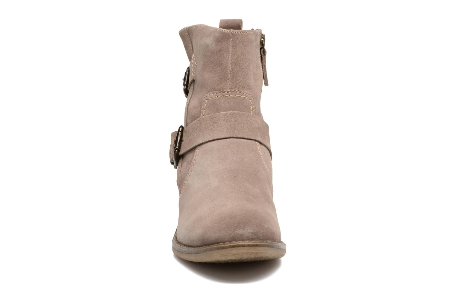 Ankle boots Tamaris Balani Beige model view