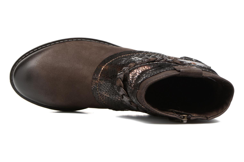 Bottines et boots Tamaris Calion Marron vue gauche
