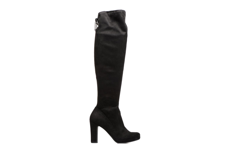Boots & wellies Tamaris Lomia Black back view