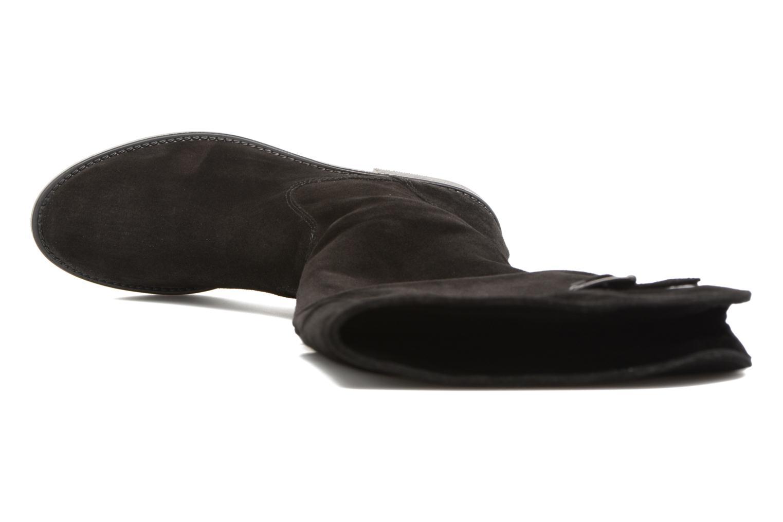 Bottes Tamaris Magla Noir vue gauche