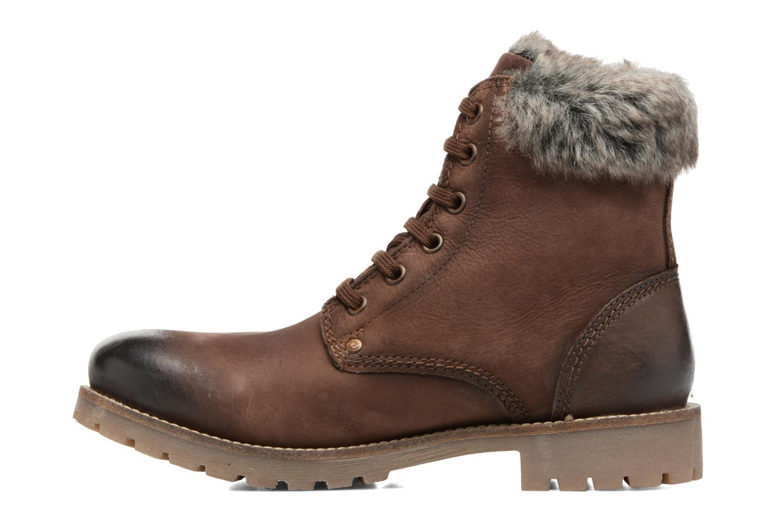 Bottines et boots Dockers Finn Marron vue face