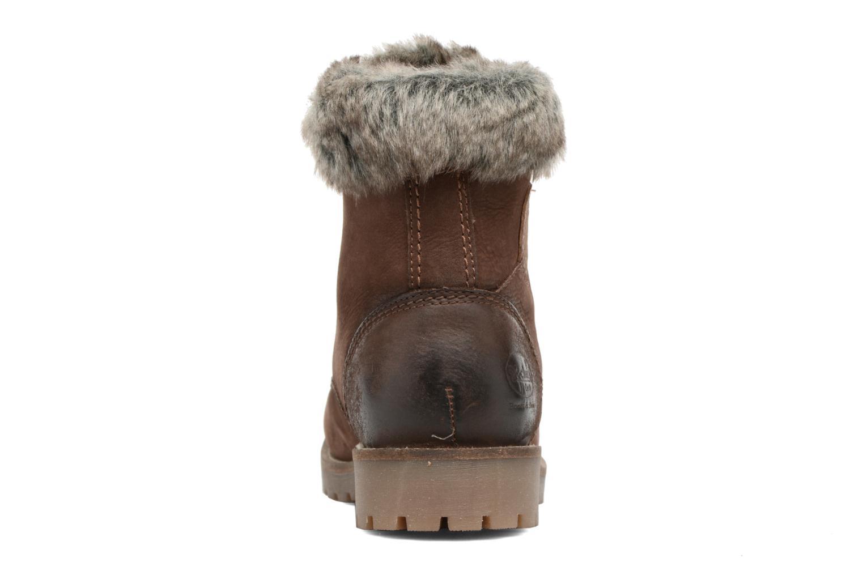 Bottines et boots Dockers Finn Marron vue droite