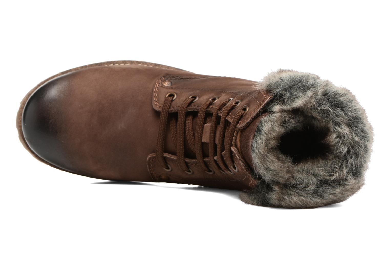 Bottines et boots Dockers Finn Marron vue gauche