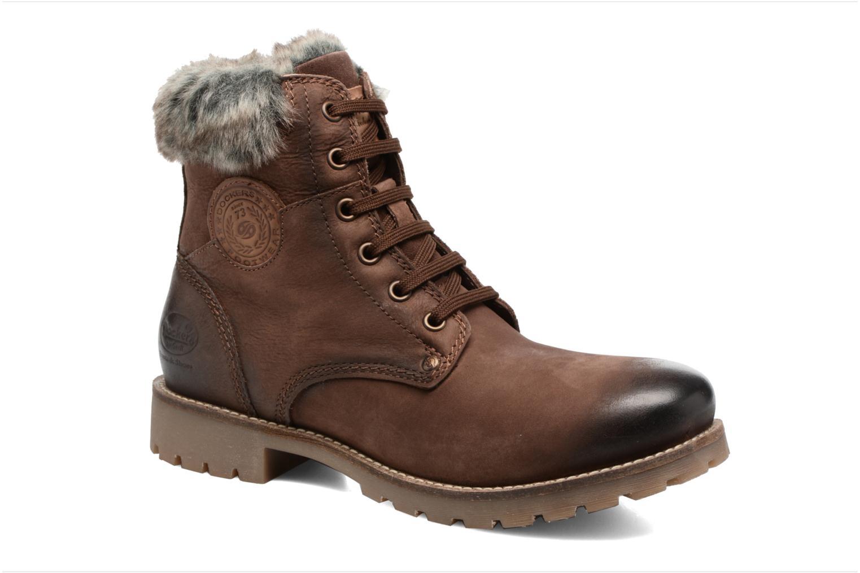 Bottines et boots Dockers Finn Marron vue détail/paire