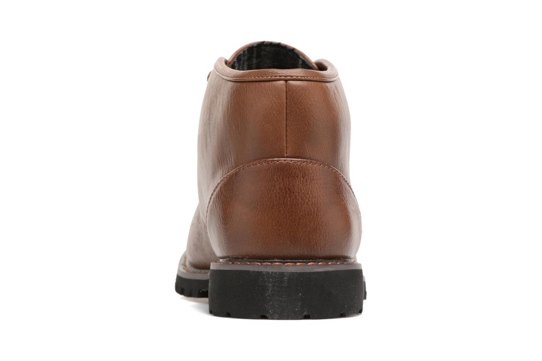 Bottines et boots I Love Shoes BAUDOUIN Marron vue droite
