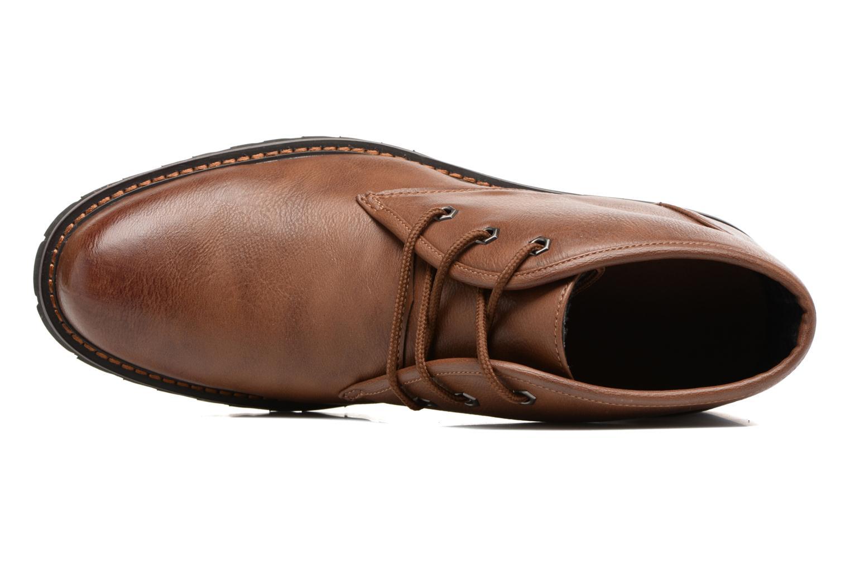 Bottines et boots I Love Shoes BAUDOUIN Marron vue gauche