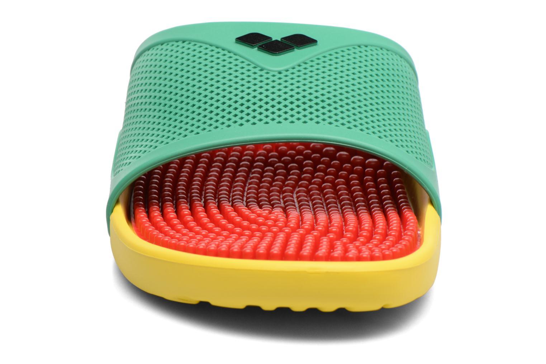 Chaussures de sport Arena Marco X Grip Box+Hook Multicolore vue portées chaussures