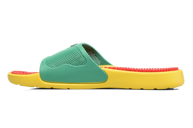 Chaussures de sport Arena Marco X Grip Box+Hook Multicolore vue face