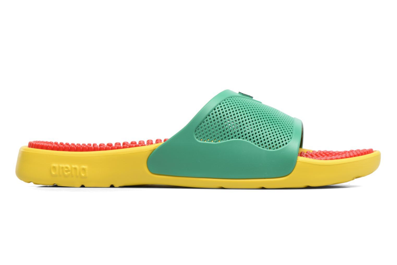 Chaussures de sport Arena Marco X Grip Box+Hook Multicolore vue derrière