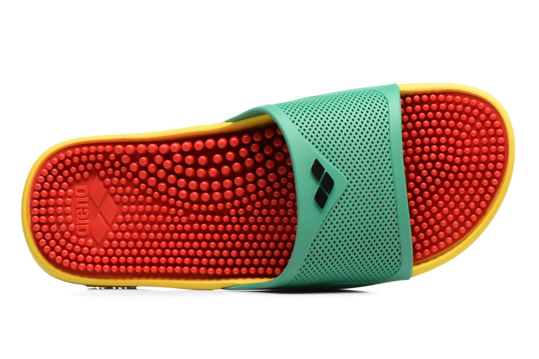 Chaussures de sport Arena Marco X Grip Box+Hook Multicolore vue gauche