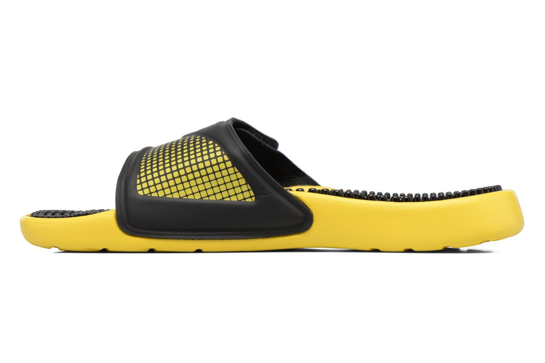Chaussures de sport Arena Marco Velcro Hook Noir vue face