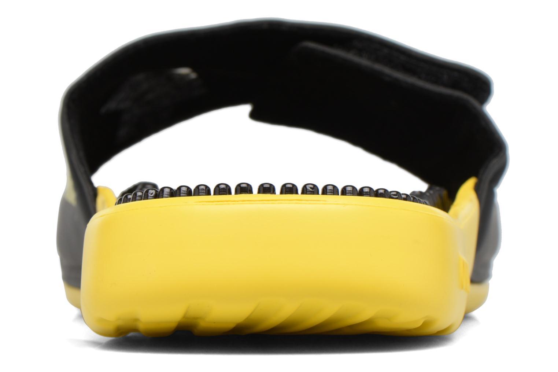 Chaussures de sport Arena Marco Velcro Hook Noir vue droite