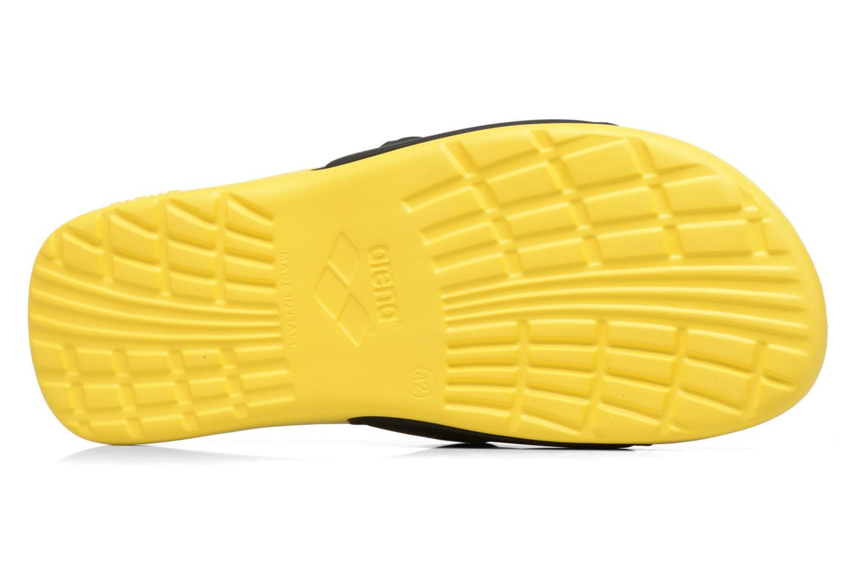 Chaussures de sport Arena Marco Velcro Hook Noir vue haut
