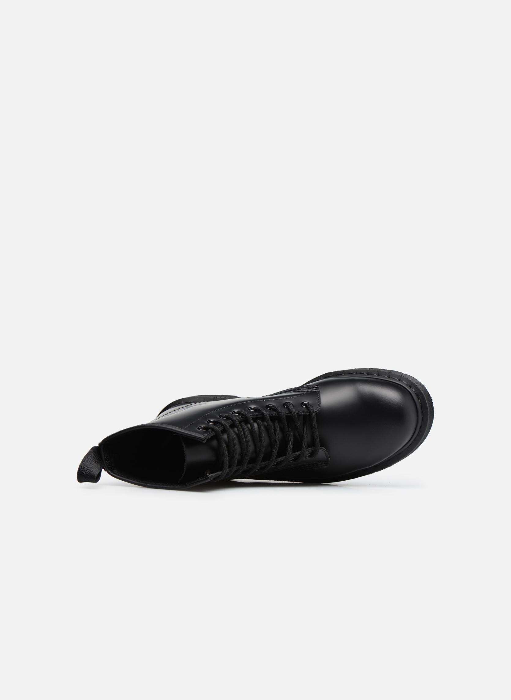Boots en enkellaarsjes DR. Martens 1460 MONO Zwart links