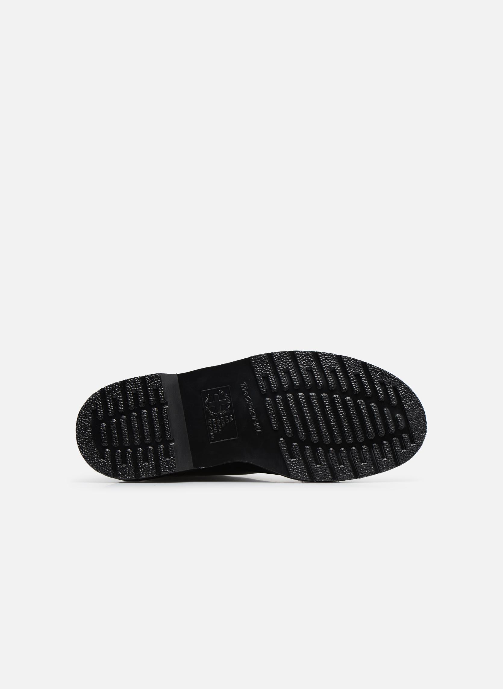 Bottines et boots Dr. Martens 1460 MONO Noir vue haut