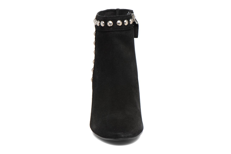 Bottines et boots Guess DORY Noir vue portées chaussures