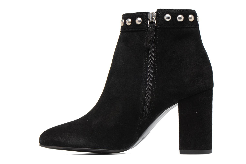 Bottines et boots Guess DORY Noir vue face