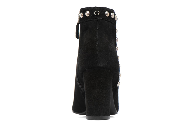 Bottines et boots Guess DORY Noir vue droite