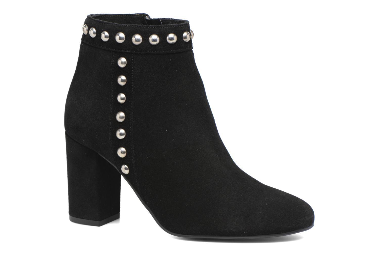 Bottines et boots Guess DORY Noir vue détail/paire