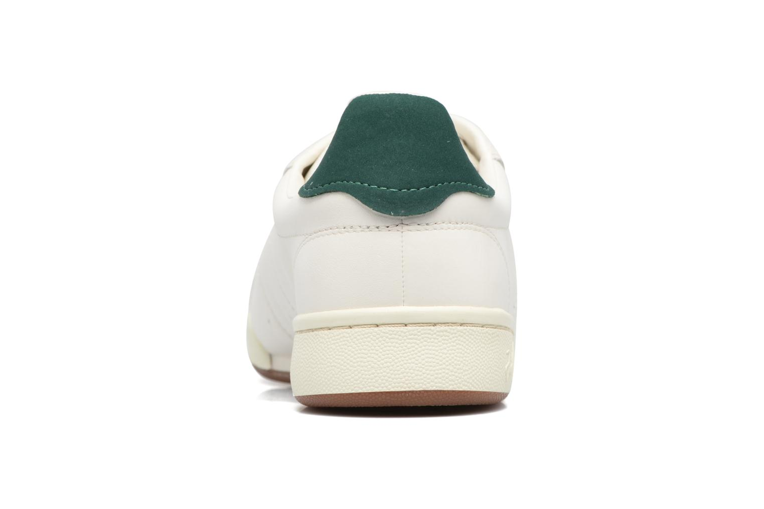 Baskets Fred Perry B722 Blanc vue droite