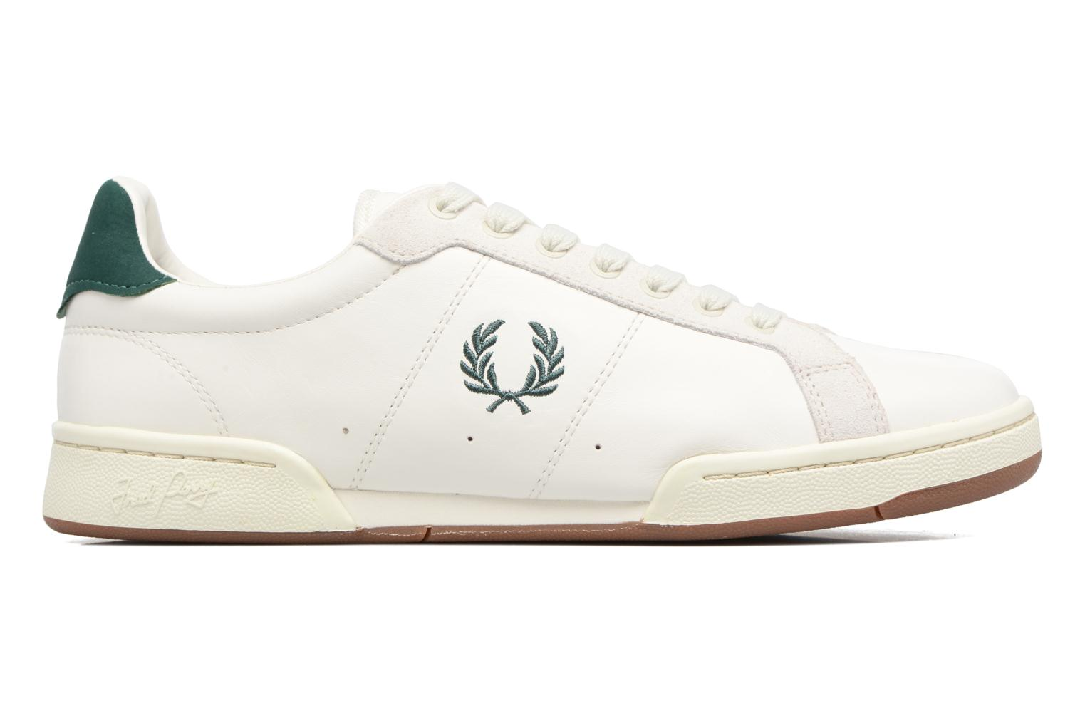 Baskets Fred Perry B722 Blanc vue derrière