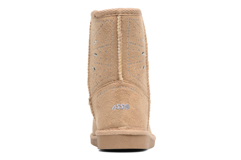 Laarzen ASSO 6000 Bruin rechts
