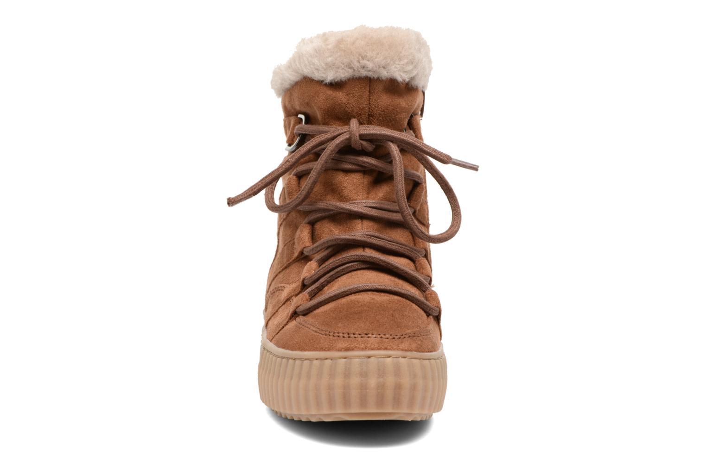 Bottines et boots I Love Shoes SASTIE Marron vue portées chaussures