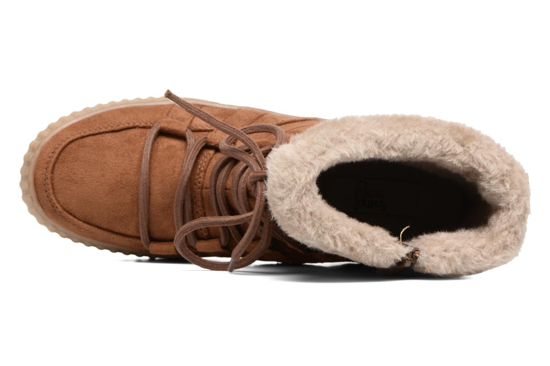 Bottines et boots I Love Shoes SASTIE Marron vue gauche
