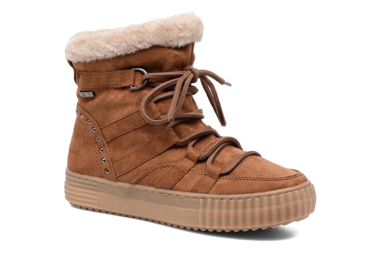 Bottines et boots I Love Shoes SASTIE Marron vue détail/paire