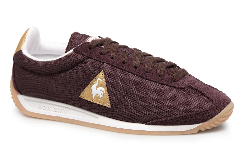 Zapatos promocionales Le Coq Sportif Quartz W (Marrón) - Deportivas   Los zapatos más populares para hombres y mujeres