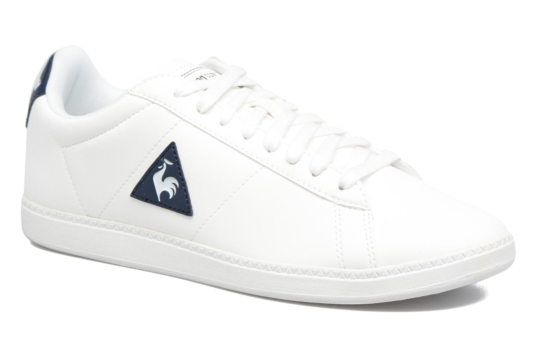 Sneakers Le Coq Sportif Courtset Bianco vedi dettaglio/paio