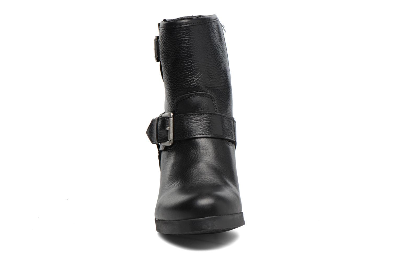 Bottines et boots Bullboxer Fontana Noir vue portées chaussures