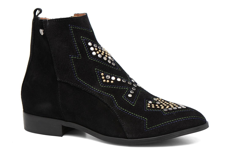 Bottines et boots Bullboxer Bretale Noir vue détail/paire