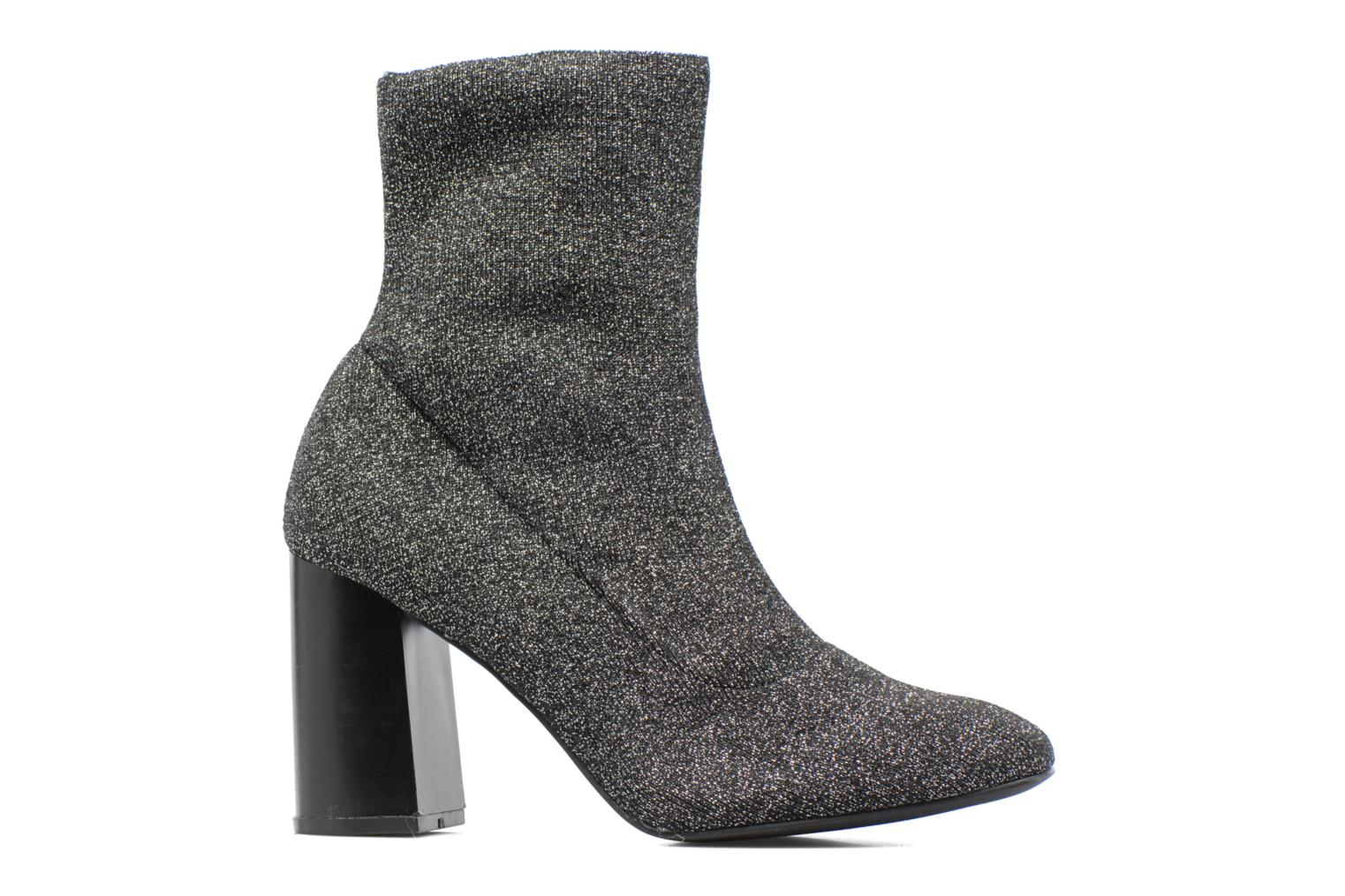 Ankle boots Bullboxer Alienor Silver back view