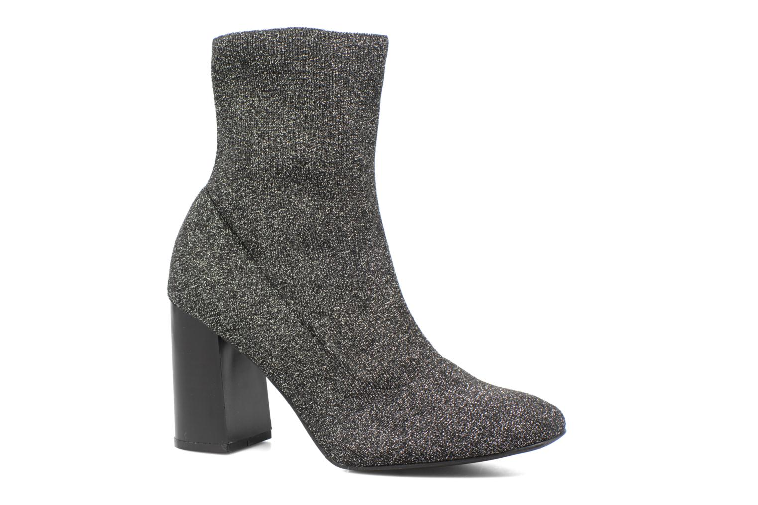 Ankle boots Bullboxer Alienor Silver detailed view/ Pair view