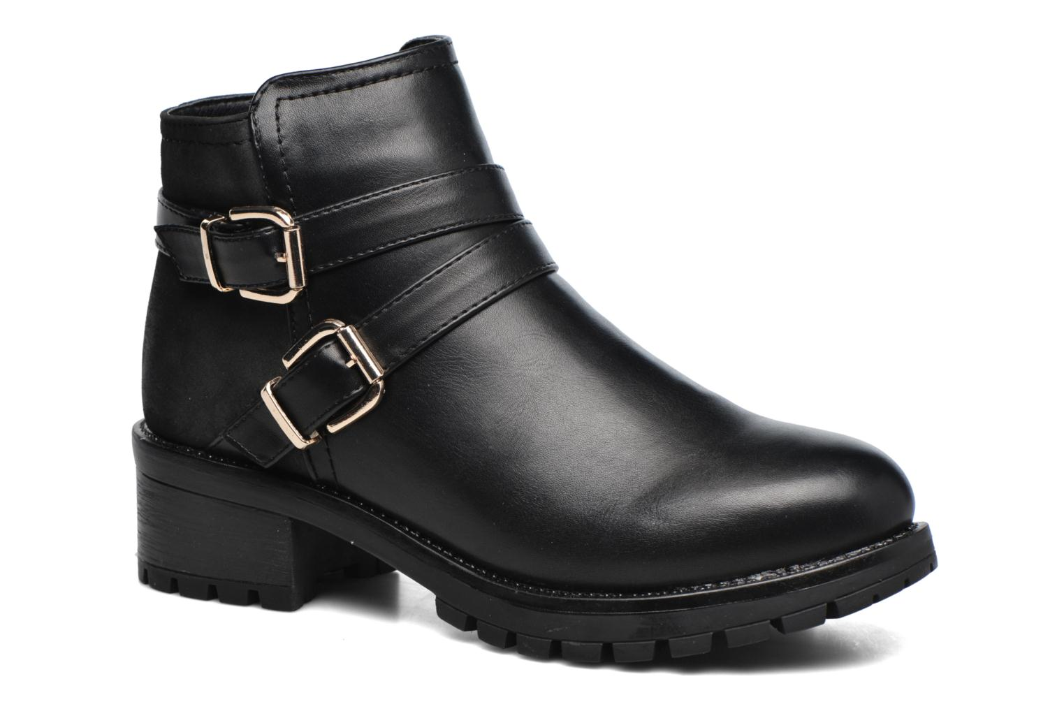 Marques Chaussure femme Pieces femme Pammi boot Black