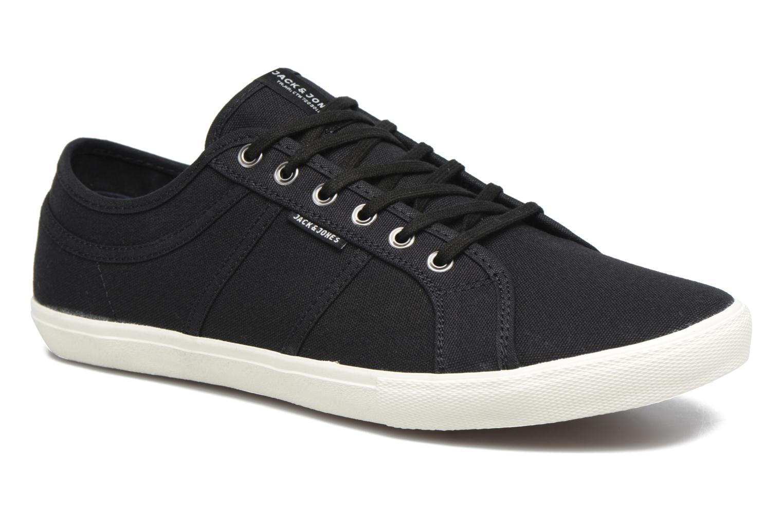 Baskets Jack & Jones JFWROSS Noir vue détail/paire