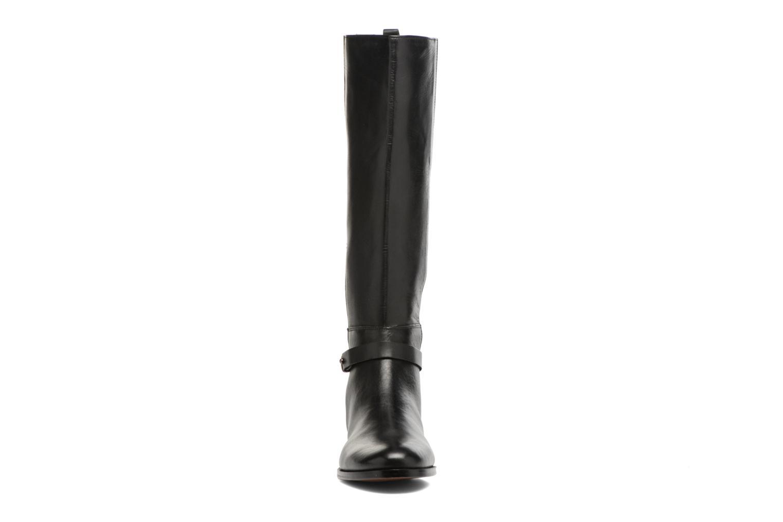 Bottes COSMOPARIS FEI/GUN Noir vue portées chaussures