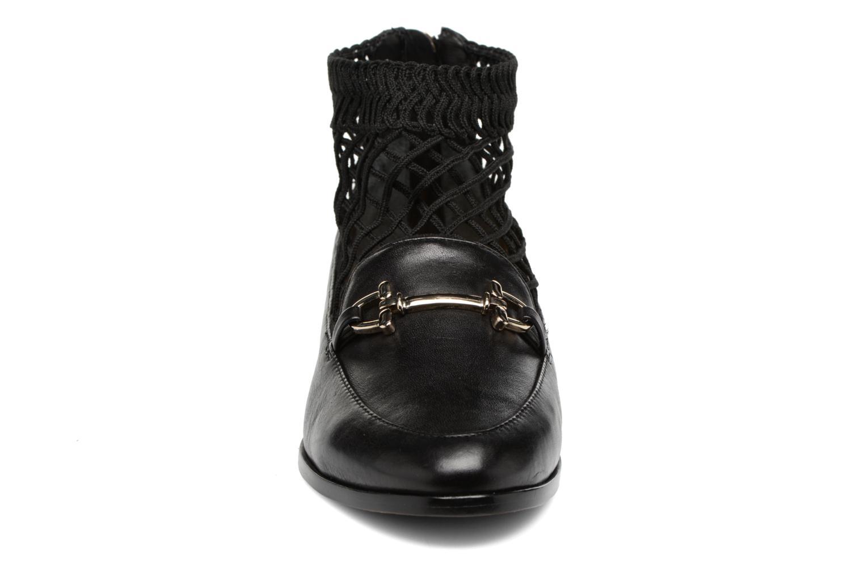 Mocassins COSMOPARIS ADILLE Noir vue portées chaussures