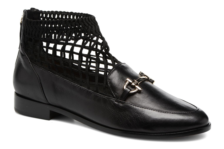 Zapatos de mujer baratos zapatos de mujer COSMOPARIS ADILLE (Negro) - Mocasines en Más cómodo