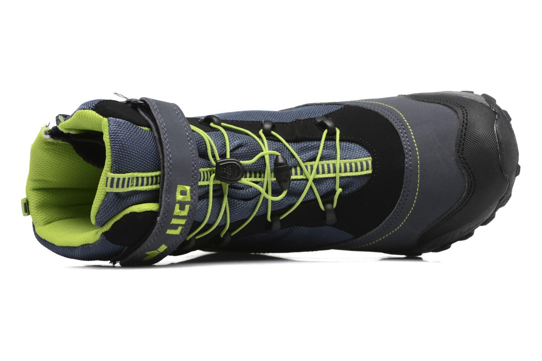 Chaussures de sport LICO Sundsvall Vs Bleu vue gauche