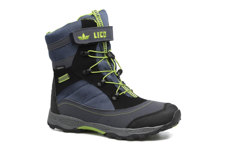 Chaussures de sport LICO Sundsvall Vs Bleu vue détail/paire