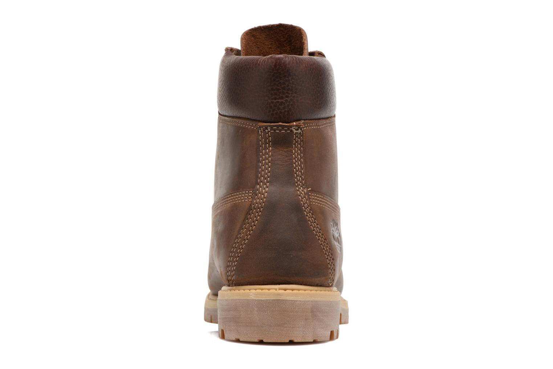 """Stiefeletten & Boots Timberland Heritage 6"""" Premium braun ansicht von rechts"""