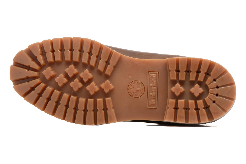 """Stiefeletten & Boots Timberland Heritage 6"""" Premium braun ansicht von oben"""
